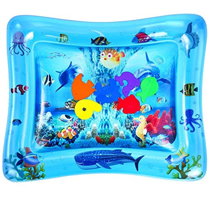 Baby Tummy Play Time Water Mat