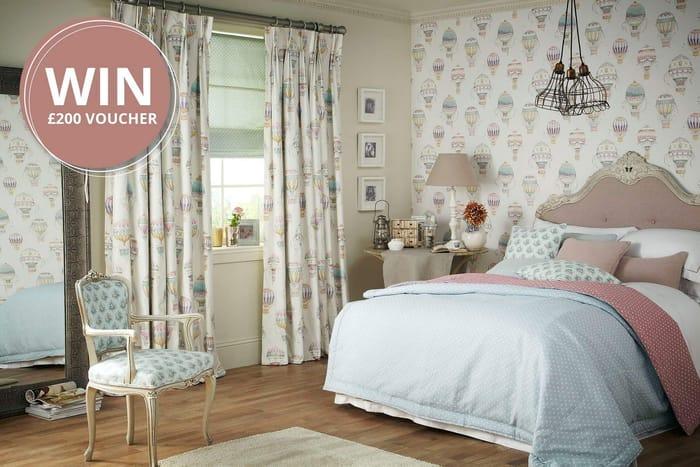 Win £200 Voucher for Musbury Fabrics