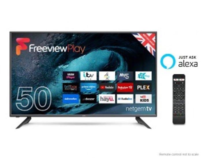 Cello C50fvp 50 Smart Full Hd Led Tv with Alexa