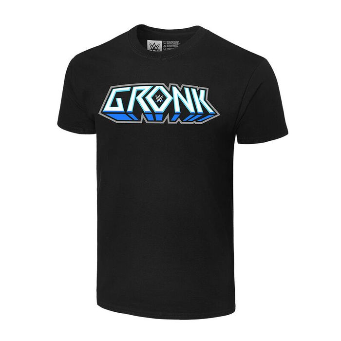 "Rob Gronkowski ""Gronk"" Authentic T-Shirt with £10 discount - Great buy!"