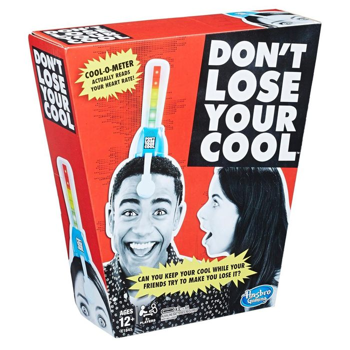 Don't Lose Your Cool Game