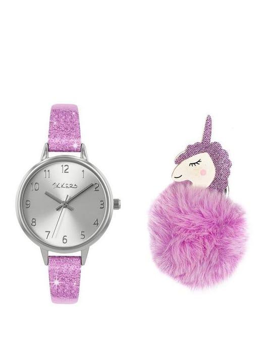 Tikkers Watch & Unicorn Keyring Gift Set - Save £10