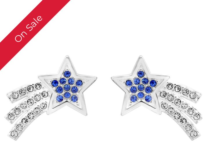 Ever after Disney Pinocchio Wish upon a Star Earrings HALF PRICE