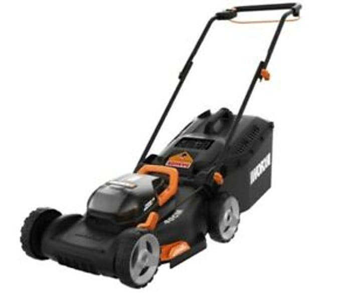 WORX 40v Cordless 40cm Lawnmower Reduced 8%off/ Ebay