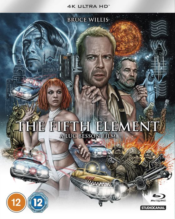 The Fifth Element (4K Ultra HD) [UHD]