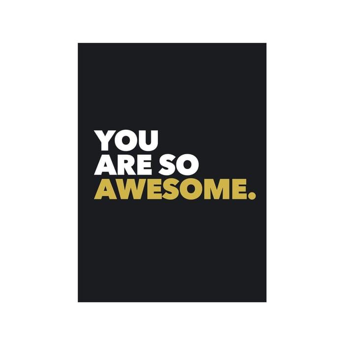 Debenhams - You Are so Awesome Book