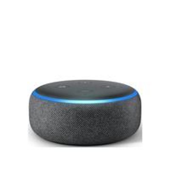 HURRY! Amazon Echo Dot (3rd Gen) - Only £24.99!