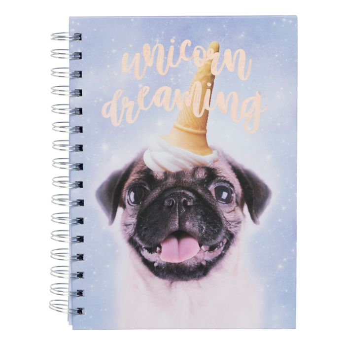 Save 72% on Pug Notebook, WHSmith,( Also in 4 for 3 Offer)