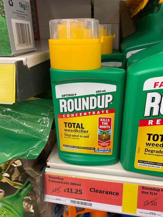 Roundup Concentrate 280ml