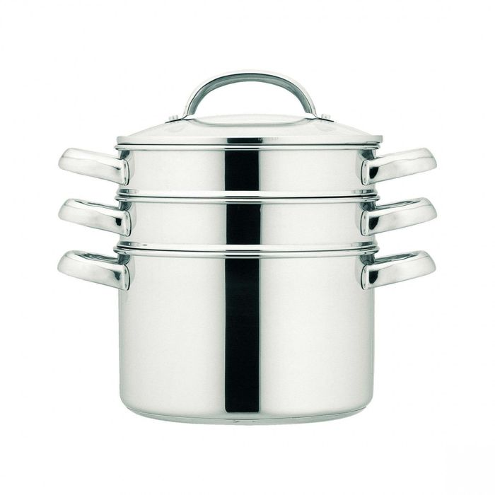 18cm/2.8L Stainless Steel Multi-Steamer