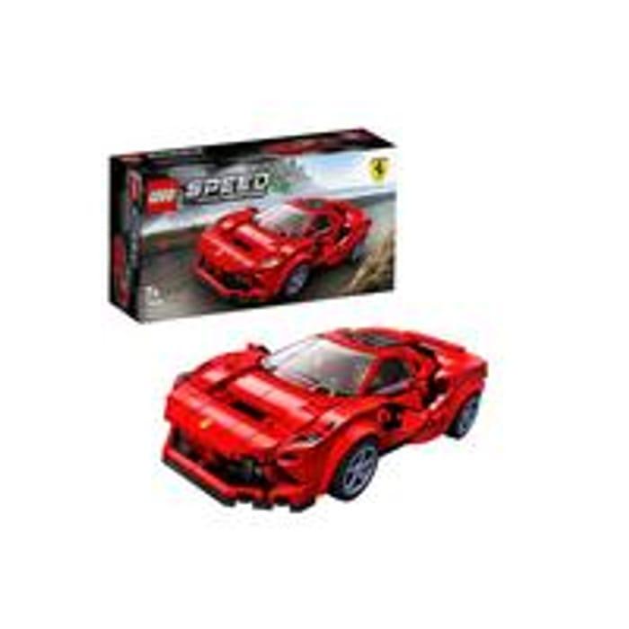 LEGO Speed Champions 76895 Ferrari F8 Tributo Race Car