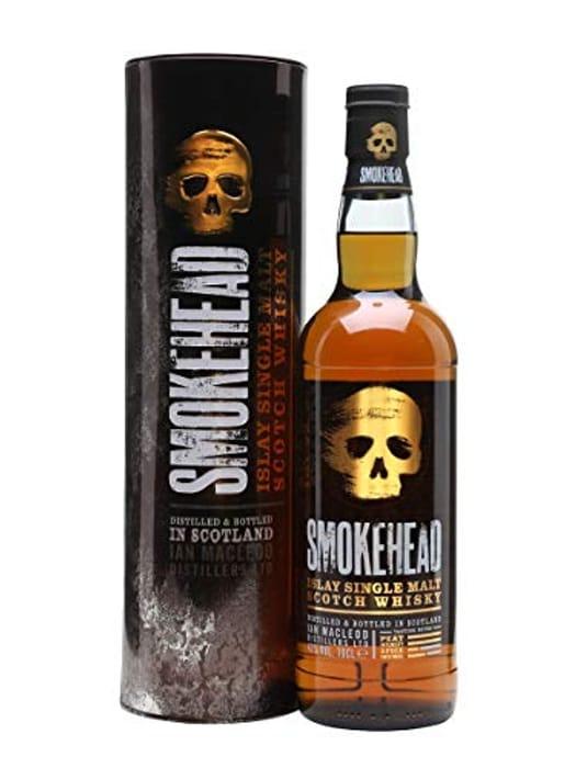 Smokehead Single Islay Malt Whisky 70 Cl - Save £11