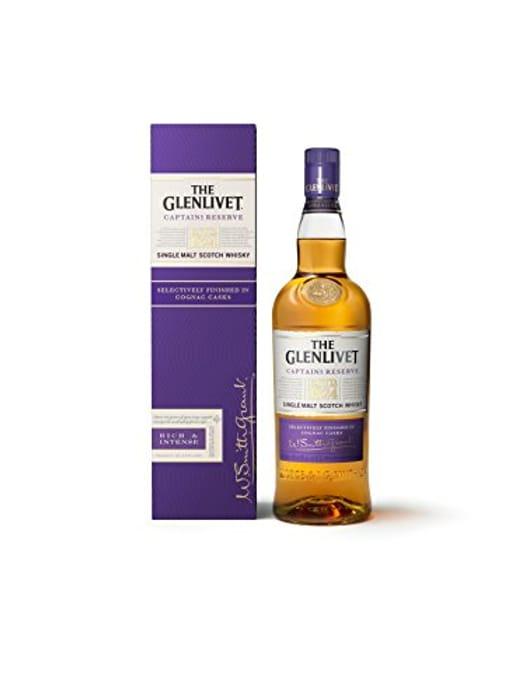 The Glenlivet Captain's Reserve Single Malt Scotch Whisky, 70cl