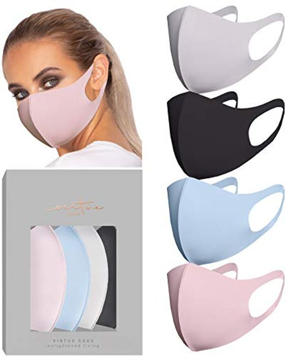 Second Skin - Fabric Face Mask