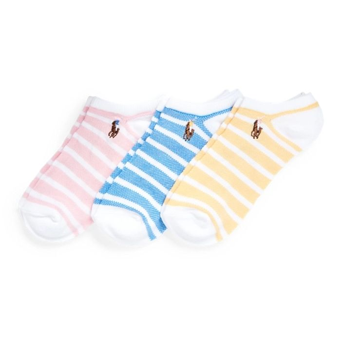 Striped Oxford Sock 3-Pack Kids