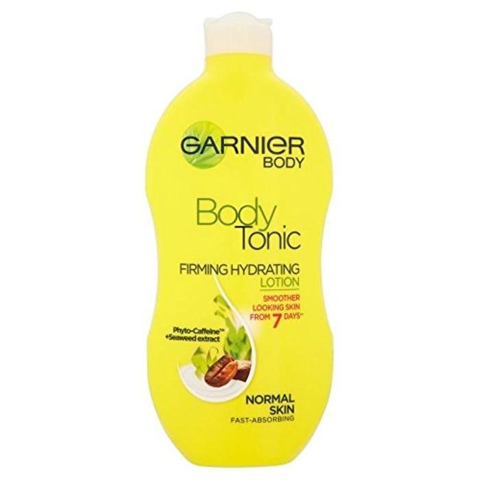Garnier Body Tonic Firming Body Lotion, 400ml
