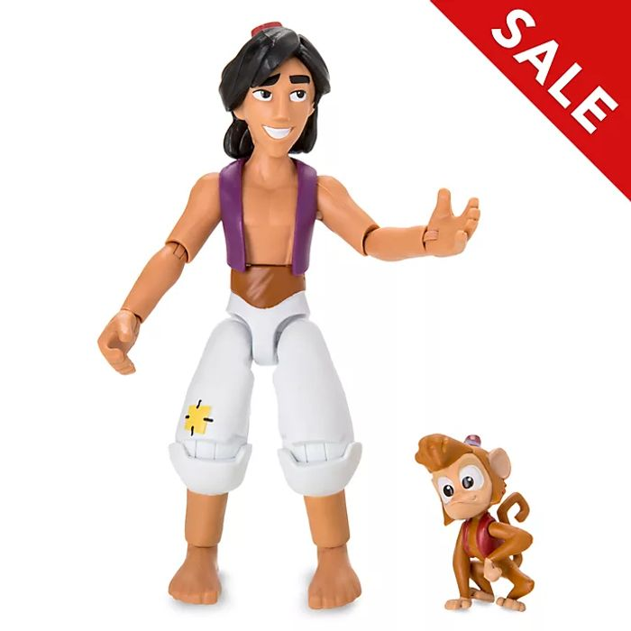 Disney Store Disney Toybox Aladdin Action Figure