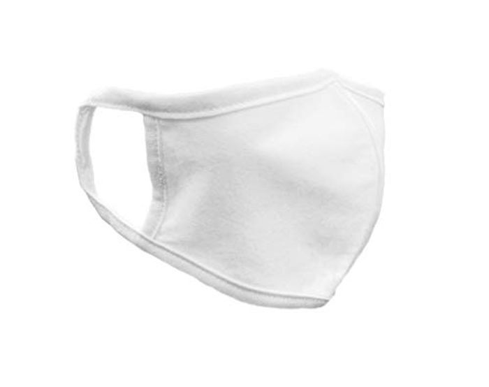 Cotton Reusable/washable Face Masks UK seller - Pack of 10 @Amazon £9.77