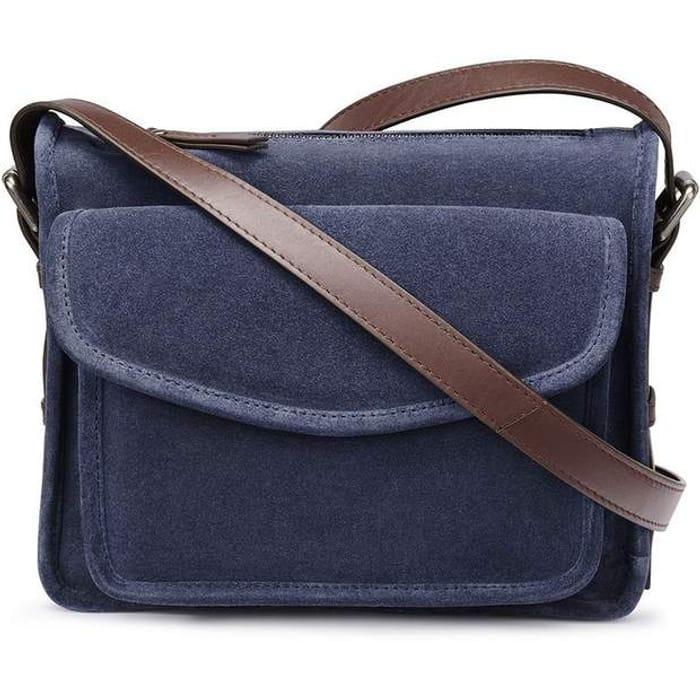 Lois Handbag in Navy or Maroon - Save £45