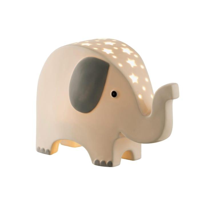 Aynsley China Elephant Night Light