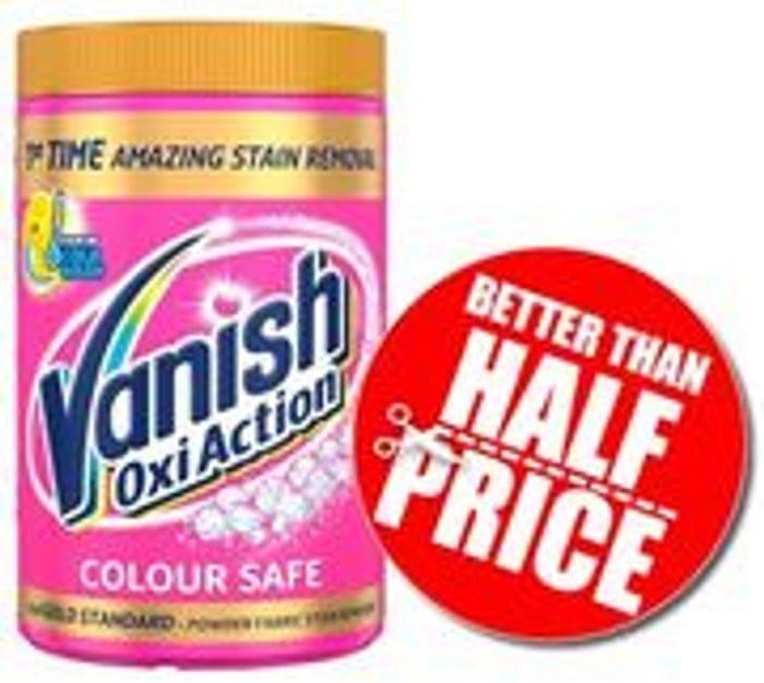 Vanish Oxi Action Gold Powder 1.5 Kg