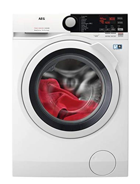 PRICE DROP! save £185 AEG Washer Dryer, 8kg Wash/6kg Dry Load, 1600rpm