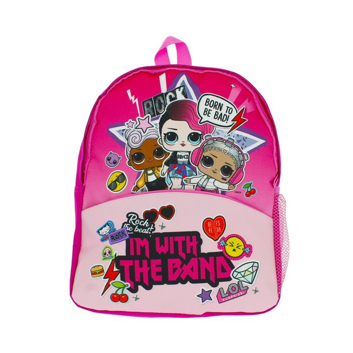 L.O.L Surprise - Born to Rock Backpack