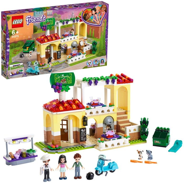 Lego Friends: Heartlake City Restaurant (41379) save £15 & Free Delivery