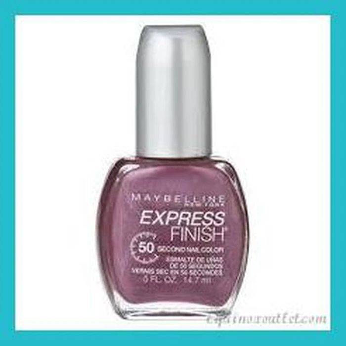 Maybelline Express Finish - Berry Boule