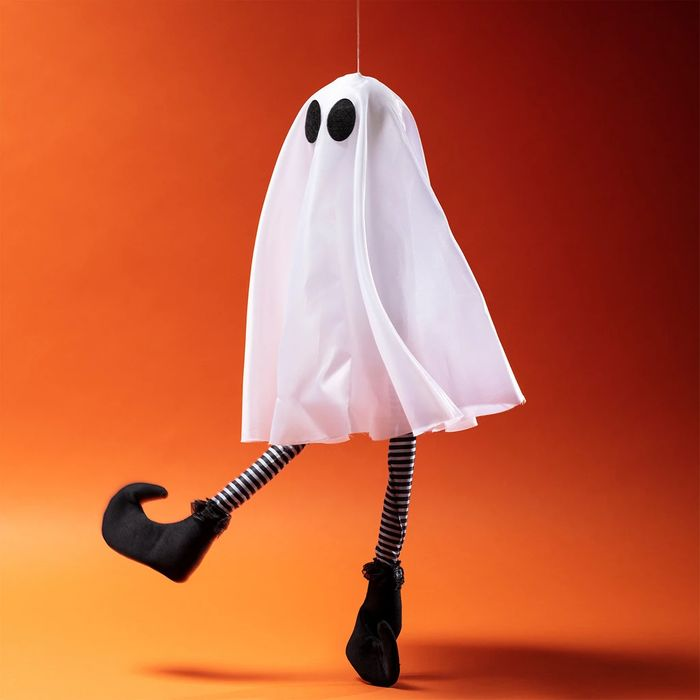 Haunted Hetty Animated Hanging Ghost