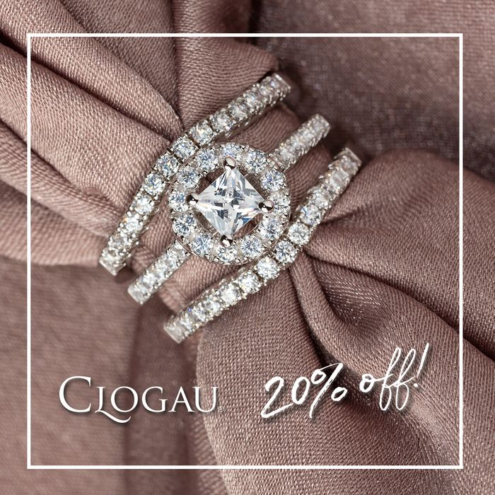 20% off Our Unique Bridal Collections