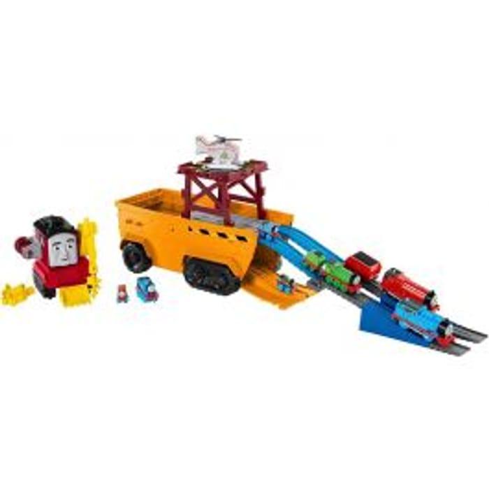 Thomas & Friends Super Cruiser Playset
