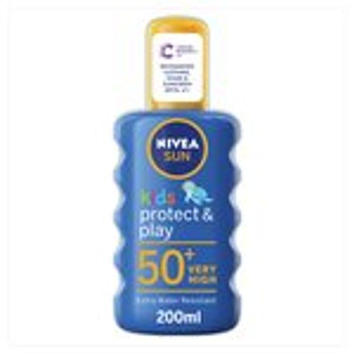 NIVEA Sun Care Buy 2 for £10
