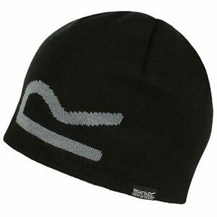 Regatta Waterproof Balix Beanie Hat Black