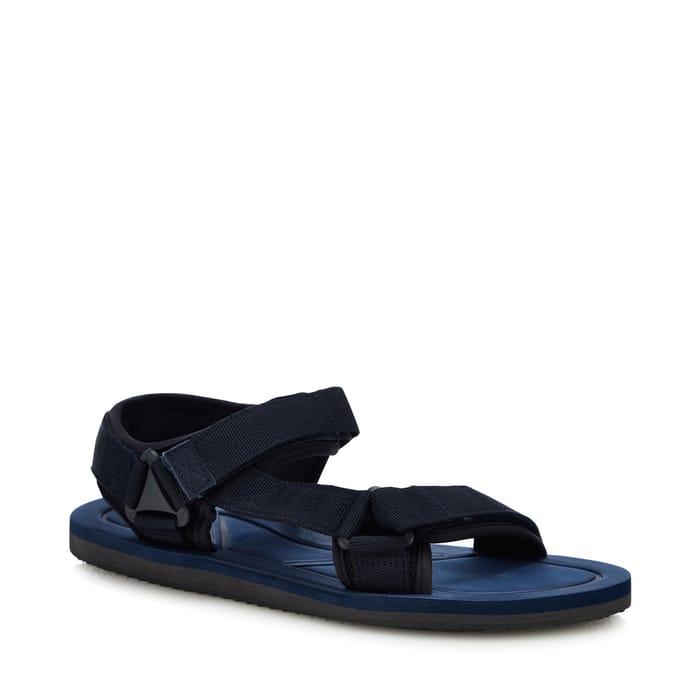 Mantaray - Navy 'Crete' Sandals - Save £30