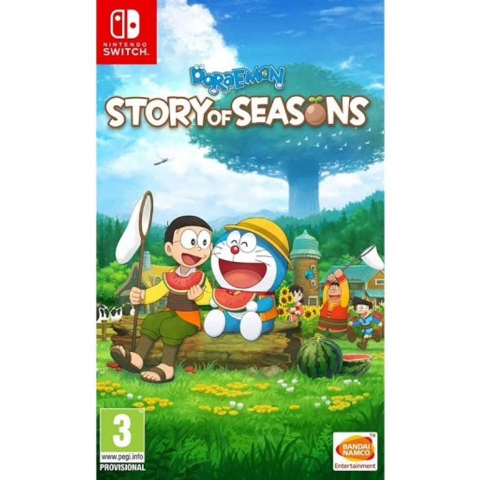 Nintendo Switch Doraemon: Story of Seasons £28.95 at the Game Collection