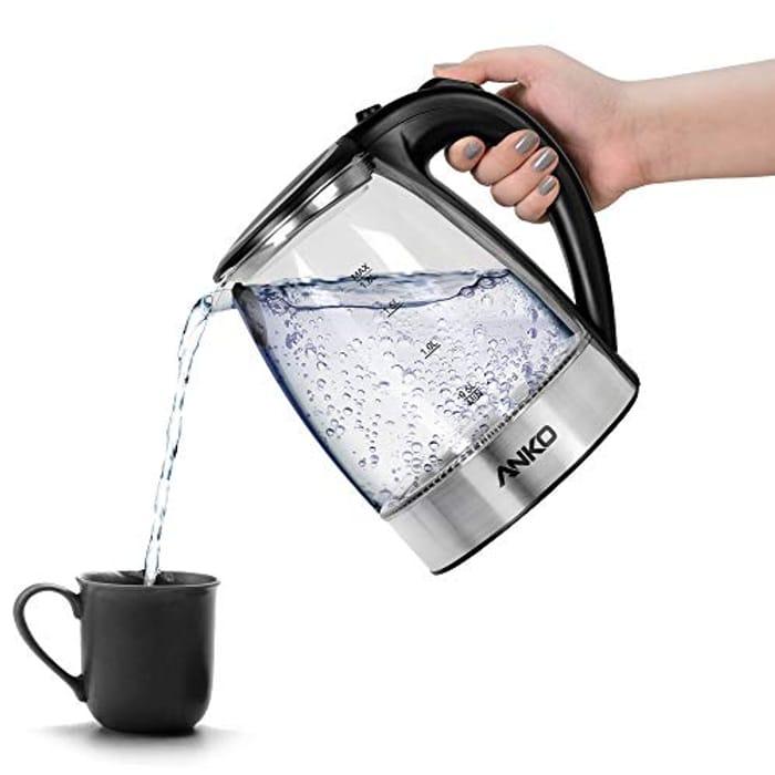 Anko Glass Electric Kettle