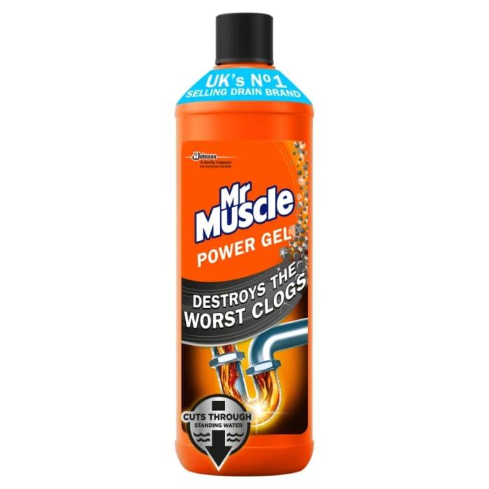 Mr Muscle Sink and Plug Unblocker 1L