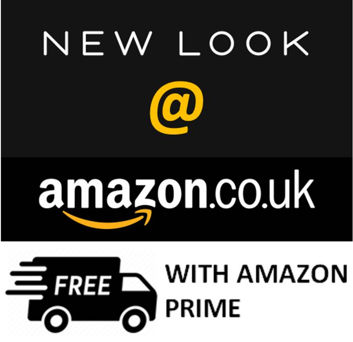 Get NEW LOOK at AMAZON with FREE PRIME DELIVERY