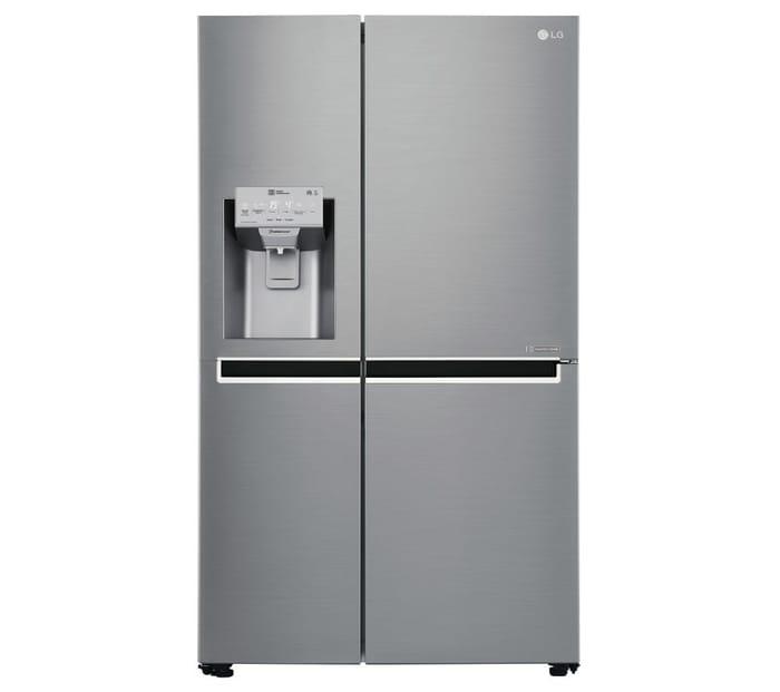 *SAVE £200* LG American-Style Smart Fridge Freezer - Steel