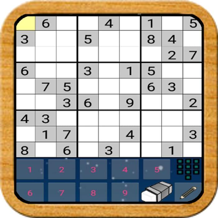 Sudoku(No Ads)- Offline Sudoku Classic Puzzle Temp Free Was £1.99