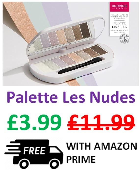Bourjois Paris - Palette Les Nudes - Eyeshadow