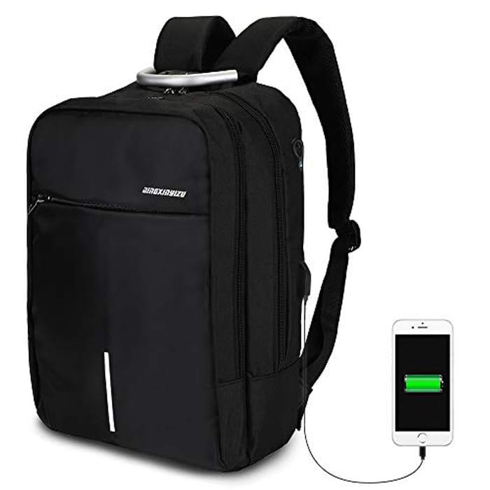Price Drop! HALOViE Anti Theft Laptop Backpack