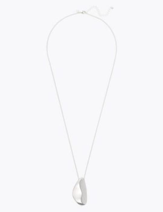 Pebble Pendant Necklace