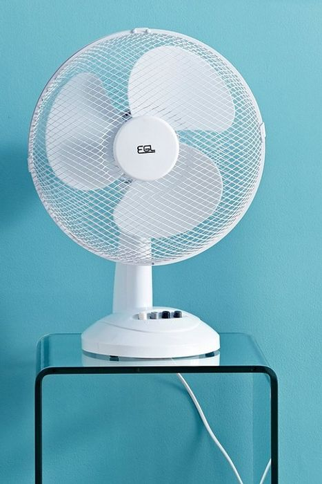 Cheap 12 Inch Table/Desk Cooling Fan Only £11.99!