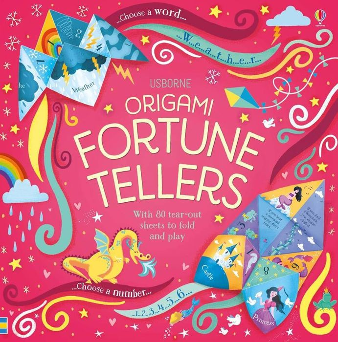 "Win a Copy of ""Origami Fortune Tellers"" Book!"