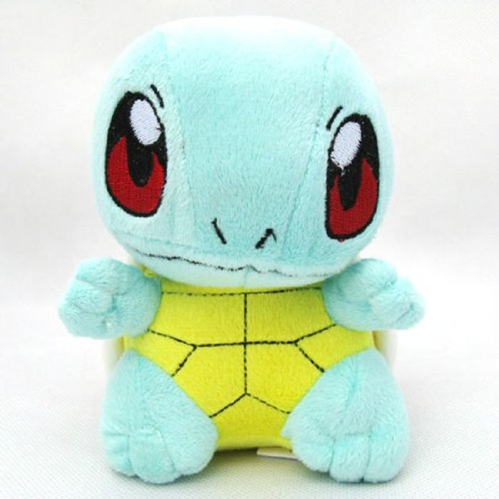 """GL Squirtle Pokemon 6"""" Plush Doll Toy FREE DELIVERY"""
