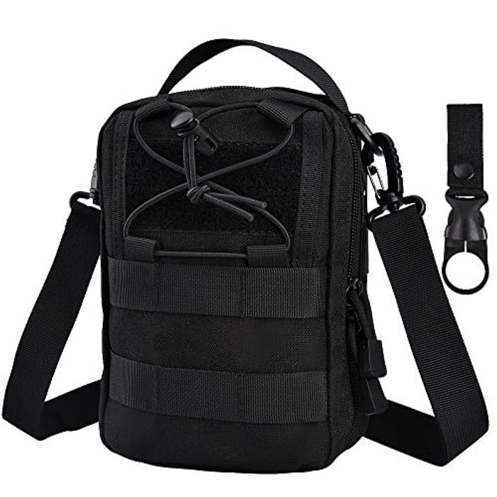 Save 60%- Wilxaw Military Tactical Waist Bag