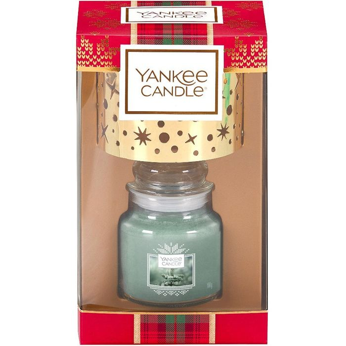Best Price! Yankee Candle Small Jar & Shade Gift Set - Free Delivery