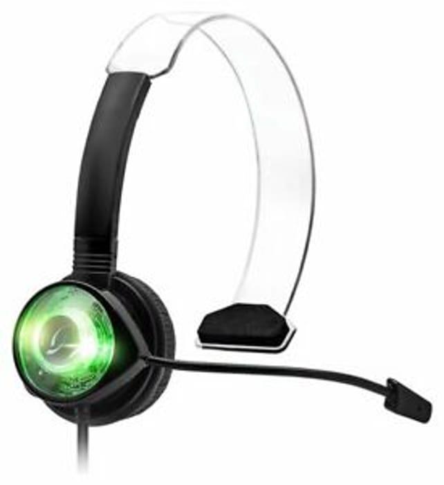 CHEAP! Afterglow Mono Communicator Microsoft Xbox 360 Headset & Free Delivery